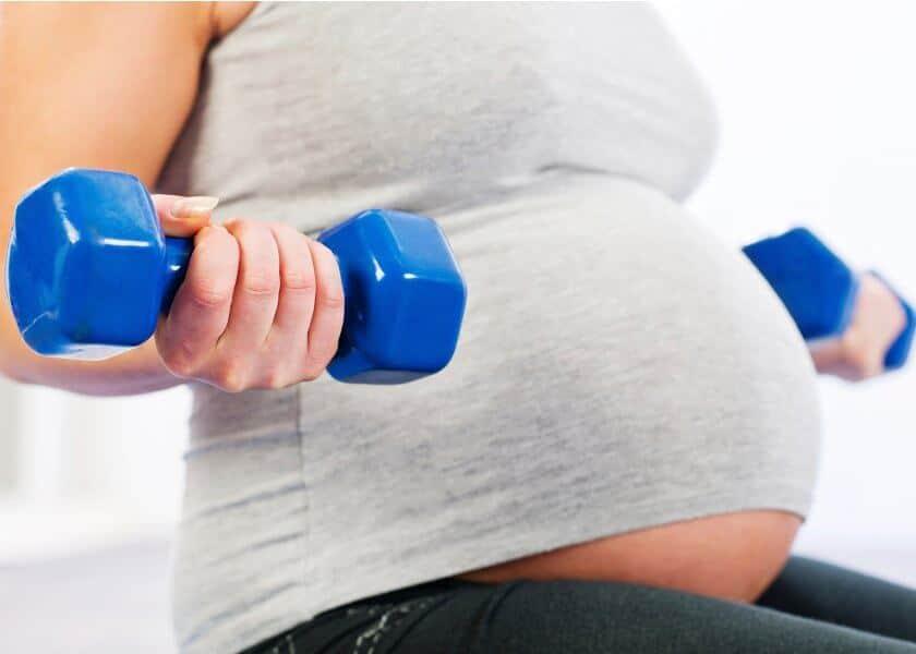 Άσκηση και Εγκυμοσύνη